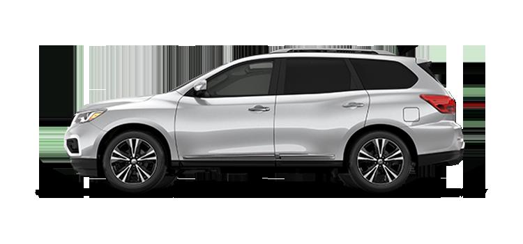 New 2017 Nissan Pathfinder 3.5L Xtronic CVT Platinum