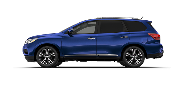 New 2017 Nissan Pathfinder 3.5L Xtronic CVT Platinum