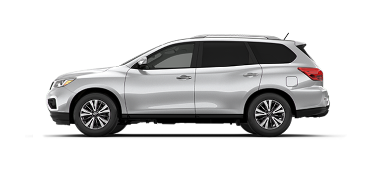 New 2017 Nissan Pathfinder 3.5L Xtronic CVT S