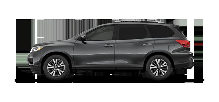 New 2017 Nissan Pathfinder 3.5L Xtronic CVT S