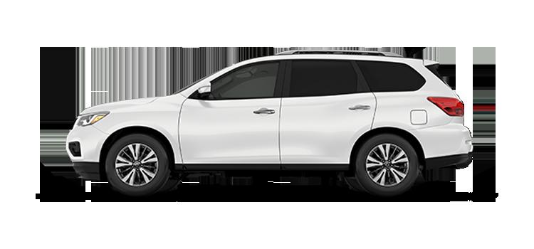 used 2017 Nissan Pathfinder S