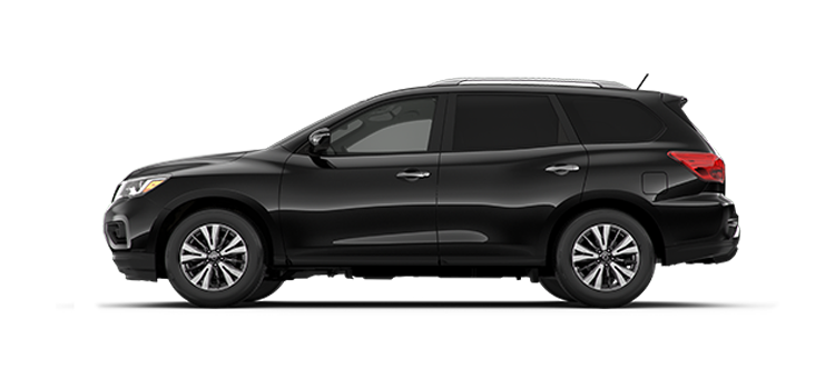New 2017 Nissan Pathfinder 3.5L Xtronic CVT SL
