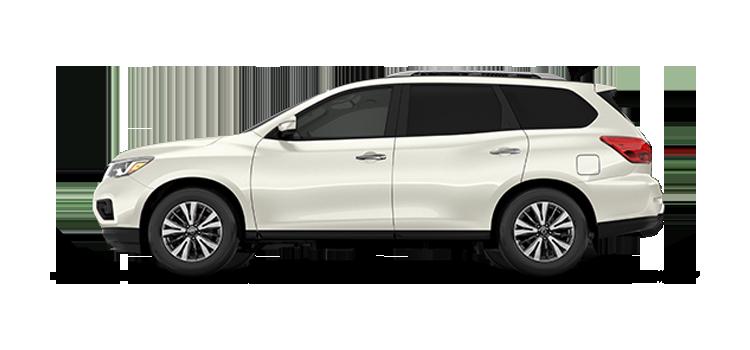 New 2017 Nissan Pathfinder 3.5L Xtronic CVT SL