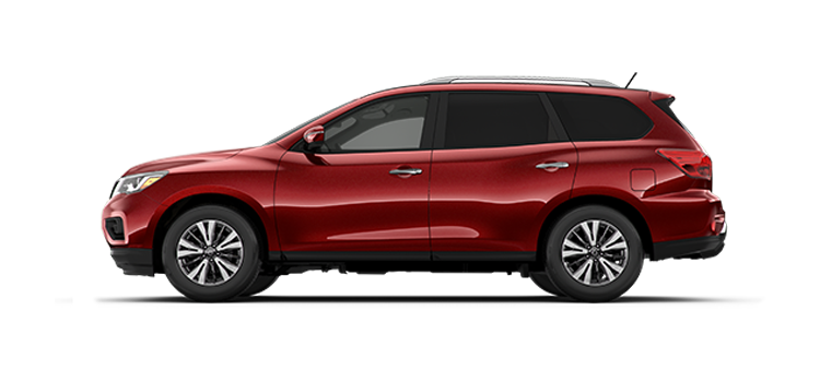 New 2017 Nissan Pathfinder 3.5L Xtronic CVT SV
