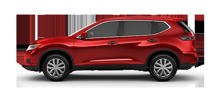 New 2017 Nissan Rogue 2.5L I4 S