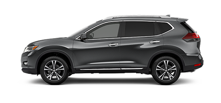 used 2017 Nissan Rogue SL Premium Package w/ Power Sunroof