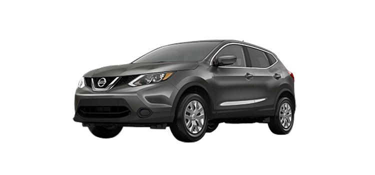 New 2017 Nissan Rogue Sport 2.0L I4 S
