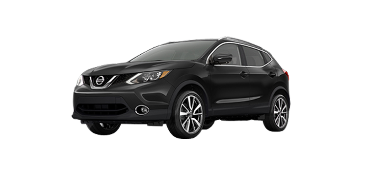 new 2017 Nissan Rogue Sport 2.0L I4 SL