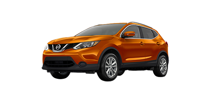 new 2017 Nissan Rogue Sport 2.0L I4 SV