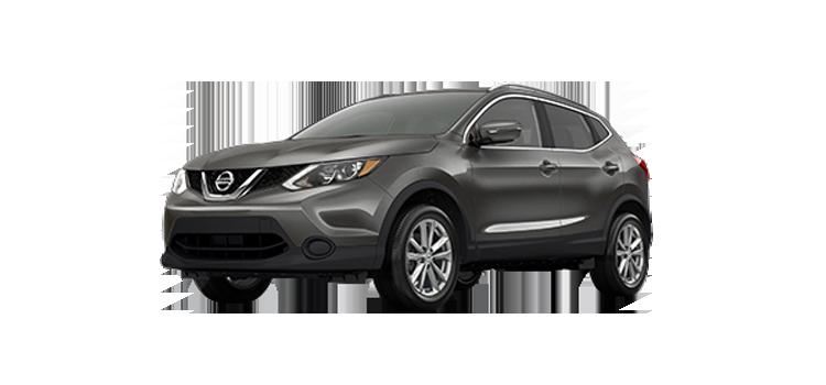 used 2017 Nissan Rogue Sport 2.0L I4 SV