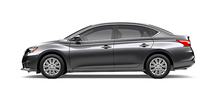 New 2017 Nissan Sentra 6-Speed Manual S