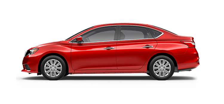 New 2017 Nissan Sentra Xtronic CVT SV