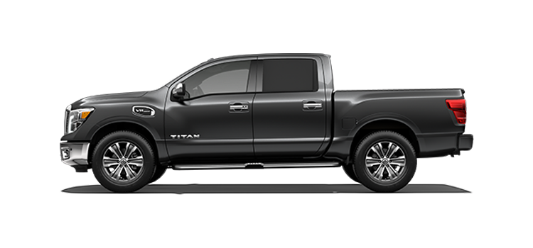 new 2017 Nissan Titan Gas Crew Cab SL