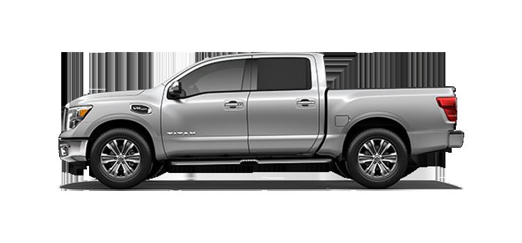 used 2017 Nissan Titan SL