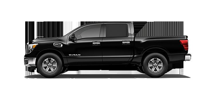 new 2017 Nissan Titan Gas Crew Cab SV