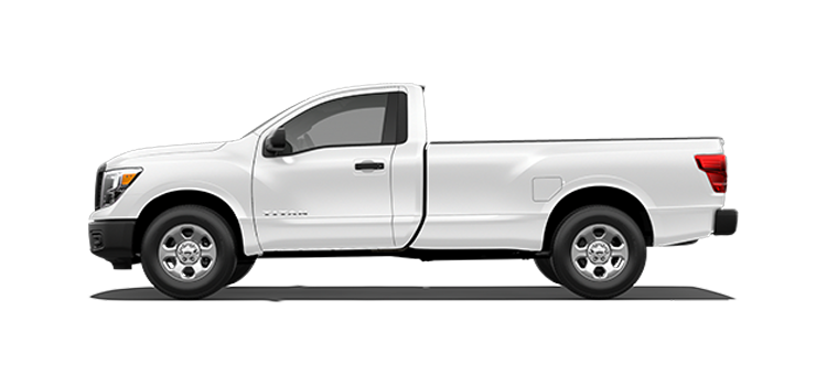 New 2017 Nissan Titan Single Cab Gas Single Cab S