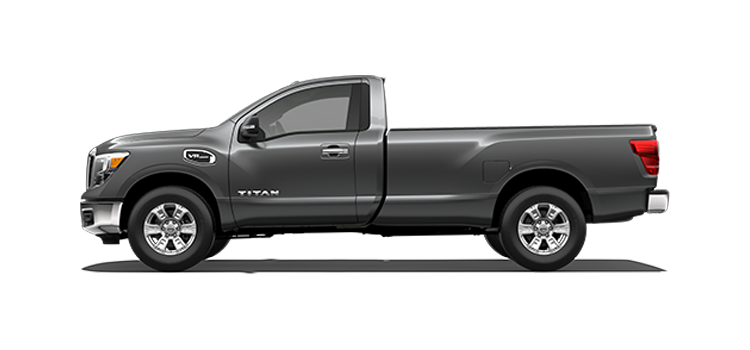 new 2017 Nissan Titan Single Cab Gas Single Cab SV