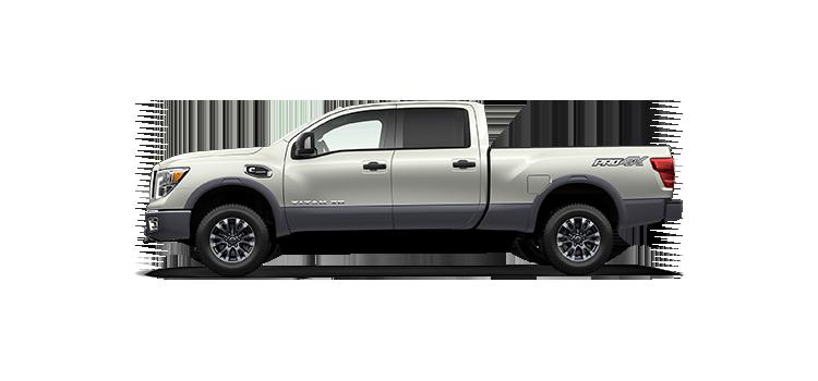 New 2017 Nissan Titan XD Gas Crew Cab PRO-4X