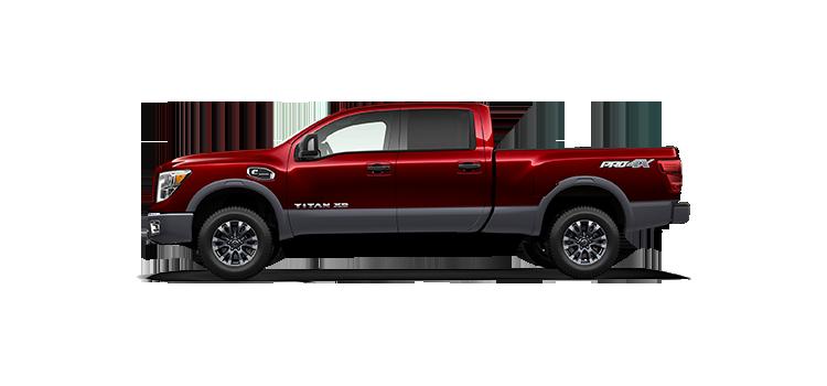 New 2017 Nissan Titan XD Diesel Crew Cab PRO-4X