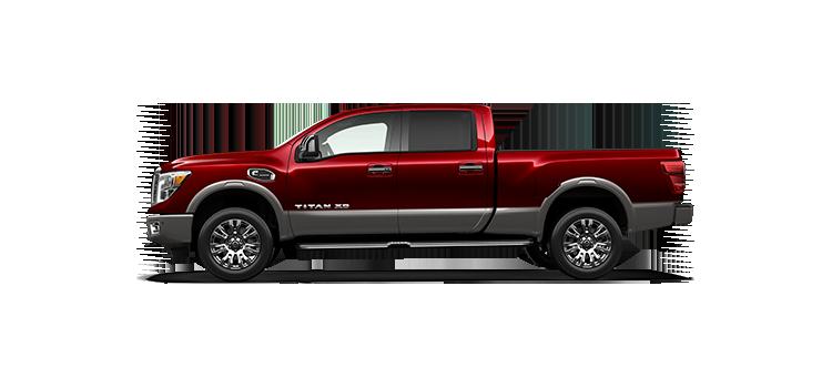 New 2017 Nissan Titan XD Diesel Crew Cab Platinum Reserve