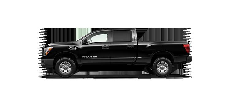 New 2017 Nissan Titan XD Diesel Crew Cab S