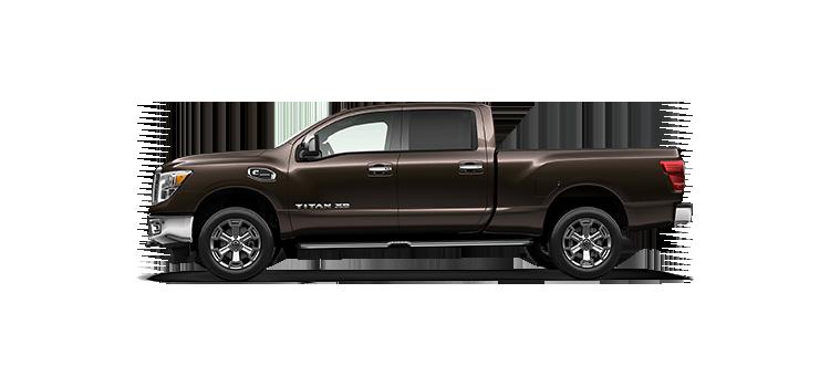 New 2017 Nissan Titan XD Diesel Crew Cab SL