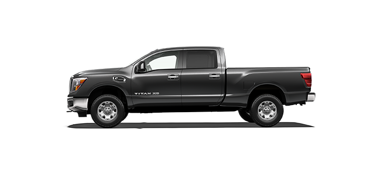 New 2017 Nissan Titan XD Gas Crew Cab SV