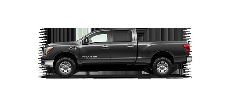 New 2017 Nissan Titan XD Diesel Crew Cab SV