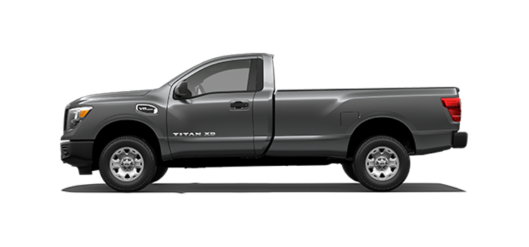 New 2017 Nissan Titan XD Single Cab Gas S