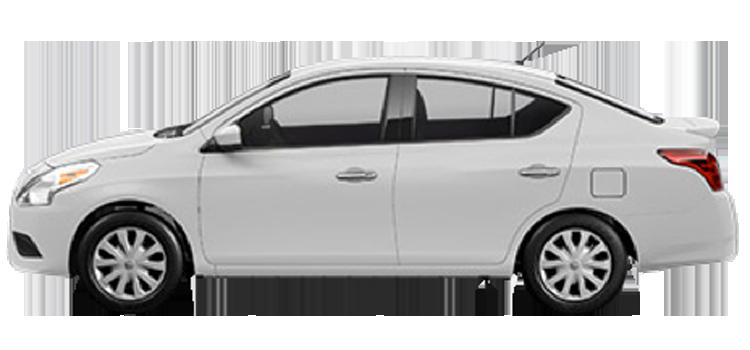 New 2017 Nissan Versa Sedan 1.6 Xtronic CVT 1.6 SV