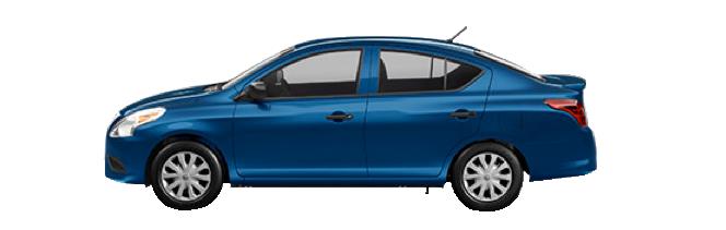 New 2017 Nissan Versa Sedan 1.6 Xtronic CVT 1.6 S Plus