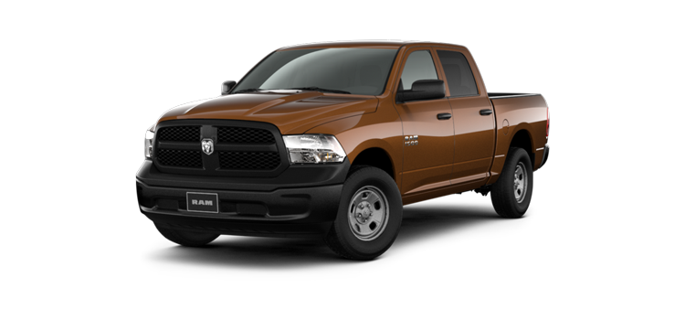 2017 Ram 1500 4x4 Crew Cab 5'7 Box