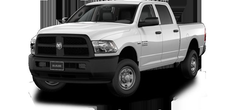 used 2017 Ram 2500 Tradesman