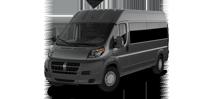 Promaster Window Van