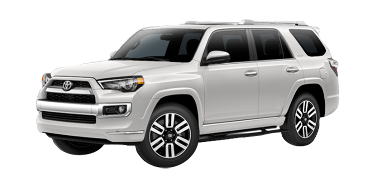 New 2017 Toyota 4Runner 4.0L Automatic Limited