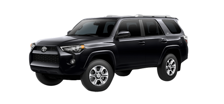 New 2017 Toyota 4Runner 4.0L Automatic SR5