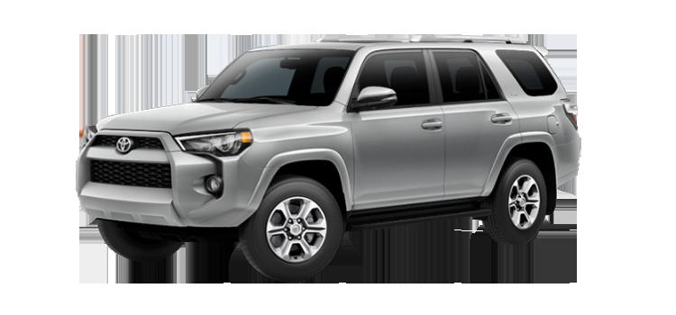 New 2017 Toyota 4Runner 4.0L Automatic SR5 Premium