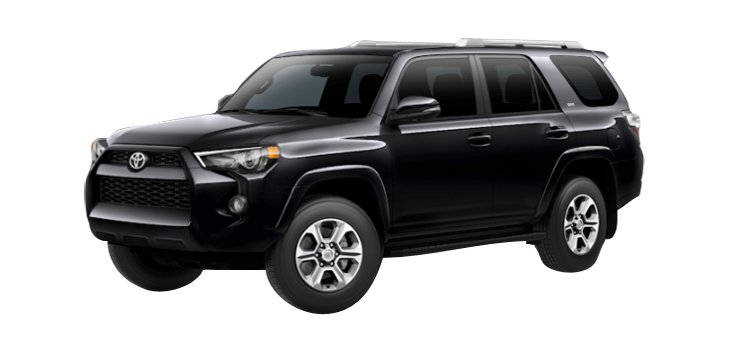 New 2017 Toyota 4Runner 4.0L Automatic SR5 Premium