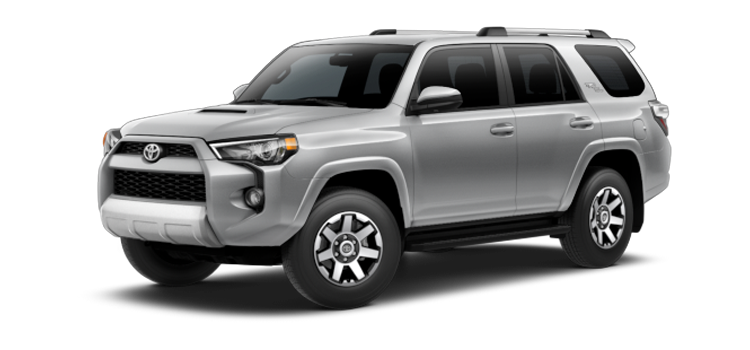 New 2017 Toyota 4Runner 4.0L Automatic TRD Off-Road