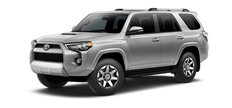 New 2017 Toyota 4Runner 4.0L Automatic TRD Off-Road Premium