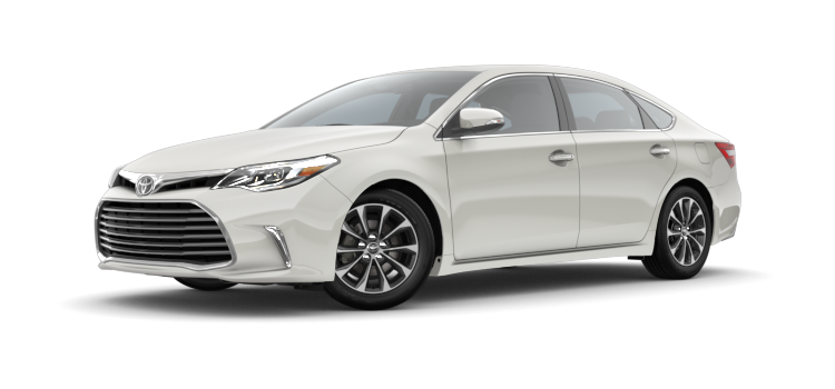 New 2017 Toyota Avalon XLE