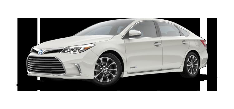 New 2017 Toyota Avalon Hybrid XLE Plus