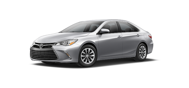 New 2017 Toyota Camry 2.5L 4-Cyl LE