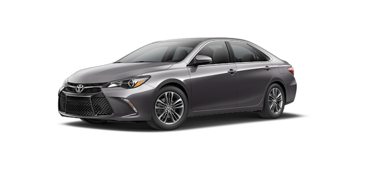New 2017 Toyota Camry 2.5L 4-Cyl SE