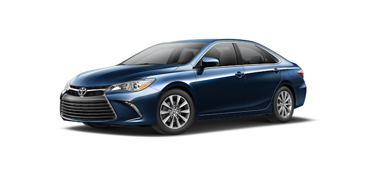 New 2017 Toyota Camry 2.5L 4-Cyl XLE