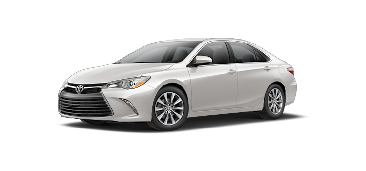 New 2017 Toyota Camry 3.5L V6 XLE
