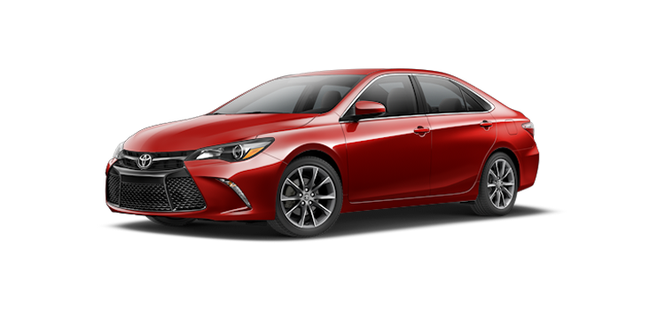 New 2017 Toyota Camry 2.5L 4-Cyl XSE
