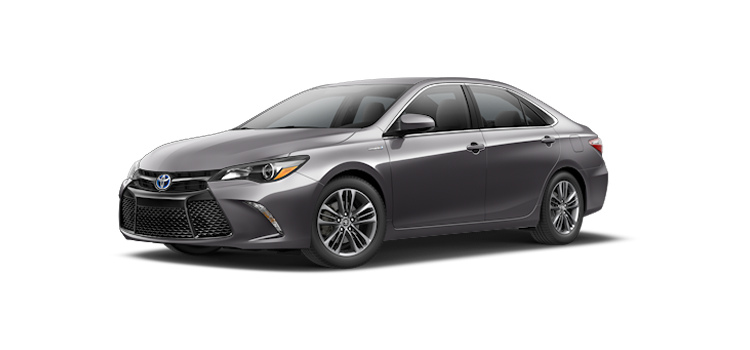 New 2017 Toyota Camry Hybrid 2.5L 4-Cyl SE