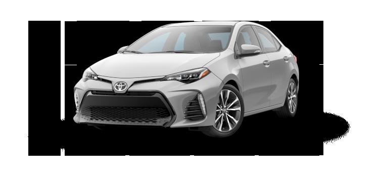 New 2017 Toyota Corolla SE
