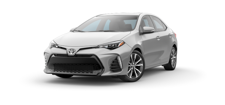 New 2017 Toyota Corolla XSE